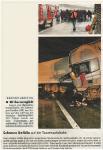 08.03.2009 Aufräumarbeiten nach Verkehrsunfall